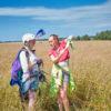 Обучение полетам на параплане в Москве