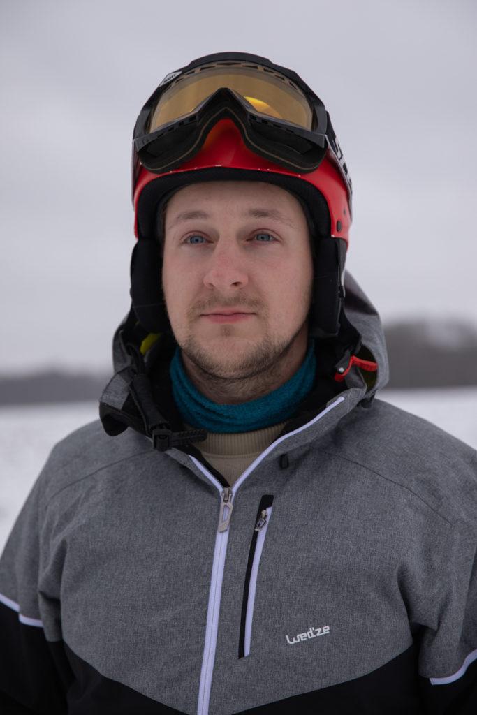 Александр Скороход - пилот инструктор параплана